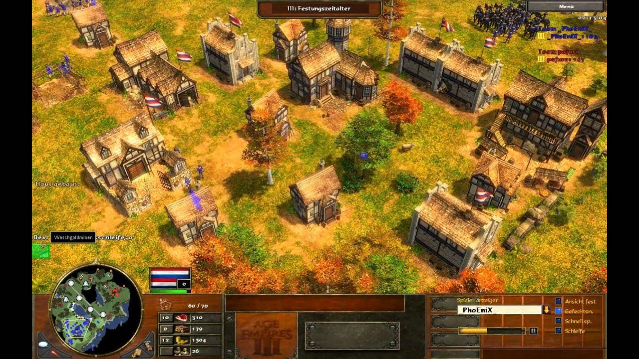Age Of empires 3 german