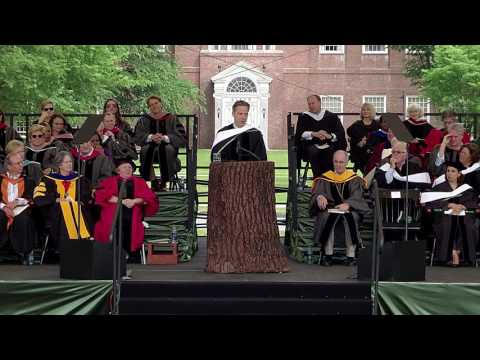 Jake Tapper's 2017 Dartmouth Commencement Address