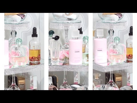 DIY Home Decor|Perfume Organizer Dollar Tree