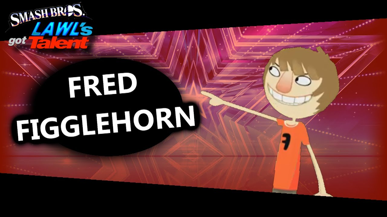 Smash Bros Lawl's Got Talent! Character Moveset - Fred Figglehorn (Fred) by  MyYoutube Rocks Alt