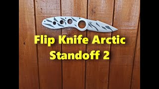 How to make a Flip Knife Arctic Standoff 2