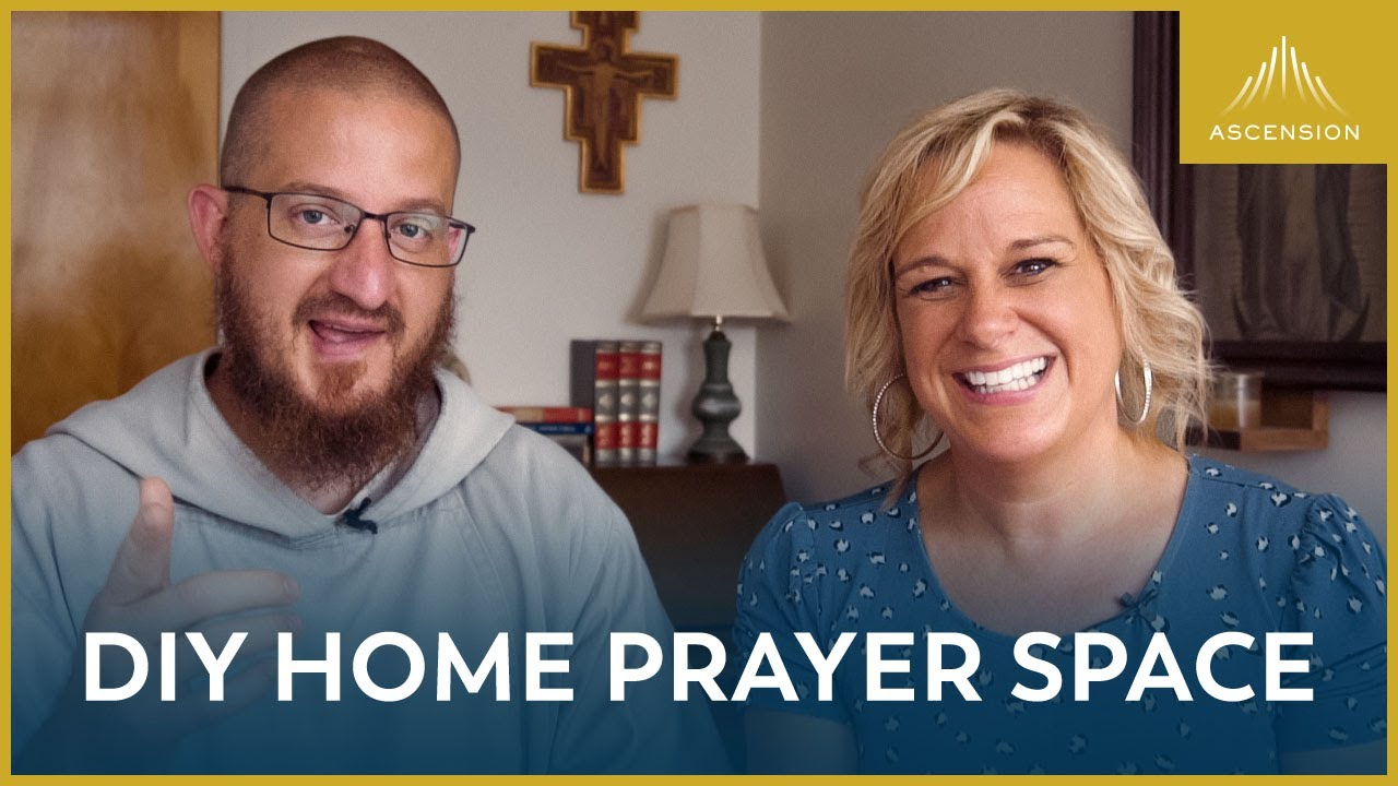How to Make Your Own Prayer Space at Home (feat. Danielle Bean)