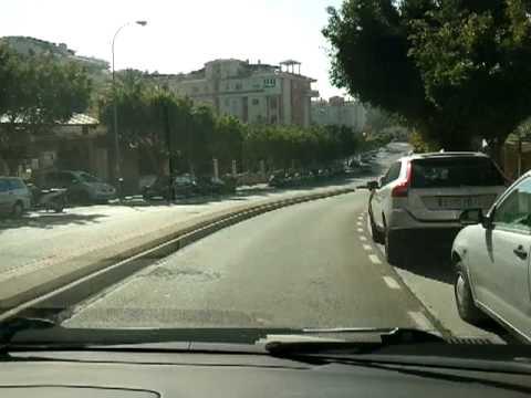 Recorrido De La Ampliación De La Linea De El Limonar A Urbanizaciones Clavero