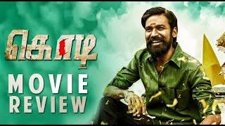 Kodi Movie Review | Dhanush, Trisha