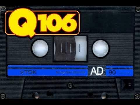 Q-106 San Diego - Monday Morning, November 27, 1989