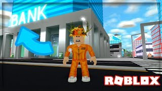 how to rob a bank and jeweler in 😱 MAD CITY ?! 😱 / Roblox Mad City / w Emir Kaya