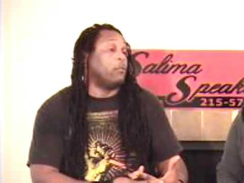 Salima Speaks - Interviews Christopher Parker