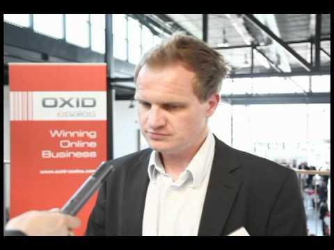 OXID Commons 2011 Videointerview Mit Bernhard Zirngibl, CreditPass, Telego! GmbH