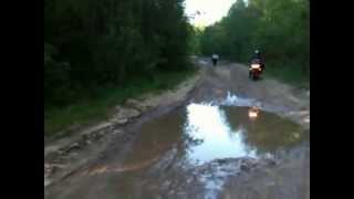Мото тур Каргополь, Архангельск, Плесецк, золотое кольцо России,Moto tour the Golden ring of Russia