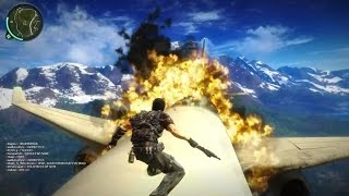 Just Cause 2 - MULTIPLAYER #1