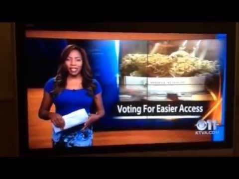 Alaska News Reporter Charlo Greene Quits On Live TV