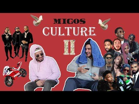 PREMIERE ECOUTE - Migos - Culture 2