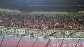 AJAX 3:2 PAOK  13.08.2019 F-Side & Gate 4 Madness