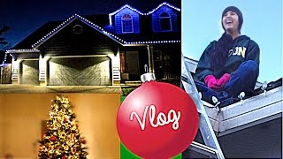 VLOG! Getting Ready for Christmas: Whipple Edition Thumbnail