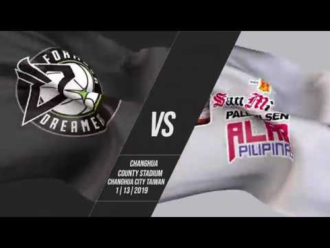 ABL: Formosa Dreamers vs. Alab Pilipinas (Replay & Highlights) - January 13, 2019