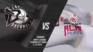 Formosa Dreamers v San Miguel Alab Pilipinas | Highlights | 2018-2019 ASEAN Basketball League