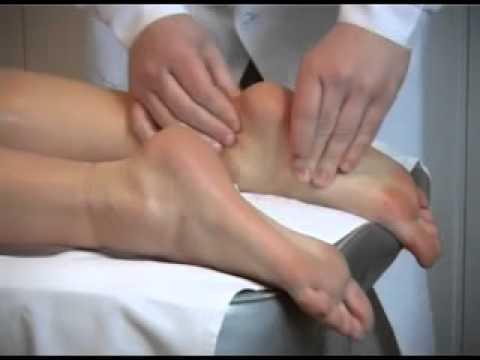 Икроножная мышца болит после артроскопии