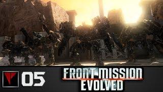 Front Mission Evolved #5 - Вавилон