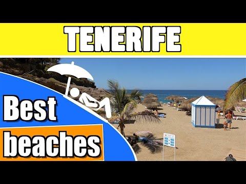Best beaches in Tenerife - Tenerife holiday guide