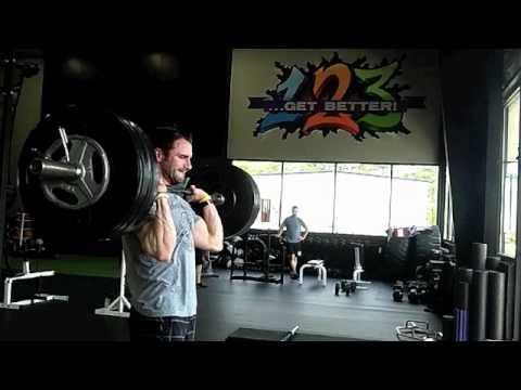 Hardcore Upper Body Workout 2