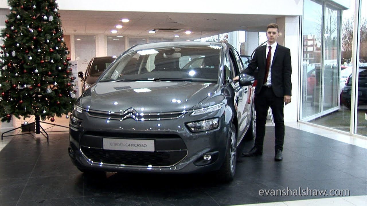 2015 citroen c4 picasso review youtube. Black Bedroom Furniture Sets. Home Design Ideas