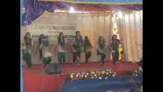 St Marys Tiruvalla Annual Day 2013 (Class - IX-C) 2013 Batch