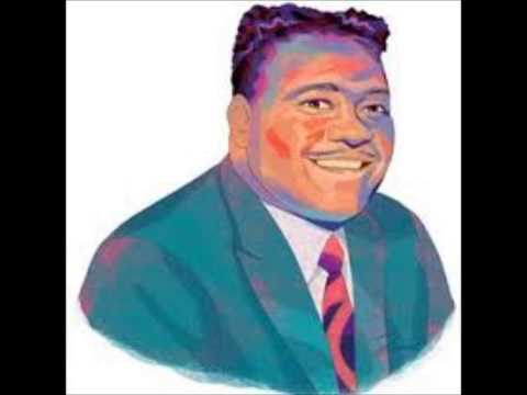 Fats Domino - Going To The River-[2 Live versions]