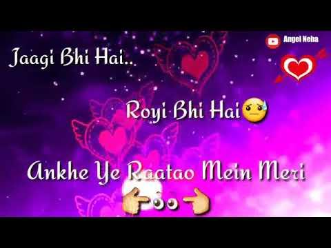 Jaagi Bhi Hai.. Royi Bhi Hai (Ayan Ghosh)
