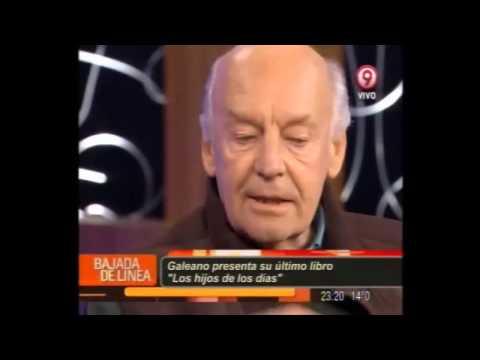 Eduardo Galeano: Recuperar el valor de la palabra