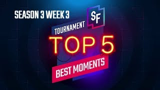 Season 3 Week 3 Top 5 Best Twitch Casino Stream Moments (SlotsFighter)