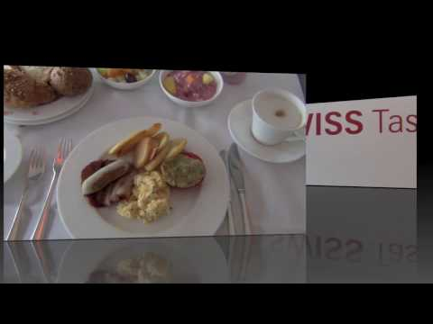 SWISS AIRLINES | NEW | First Class Flight & Lounge | V.I.P. TRAILER | Boeing 777 | Airport Zürich