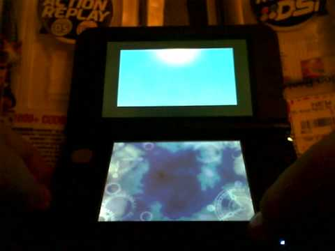 Action replay for the 3DS