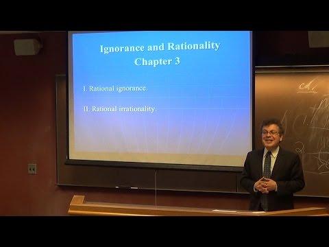 Federalist Society Speaker Series: Professor Ilya Somin