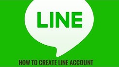 How to Create New Line Account