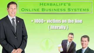 Herbalife ceo michael johnson helps shawn dahl out with his scamming. http://saltydroid.info/herbalife-at-home-online/