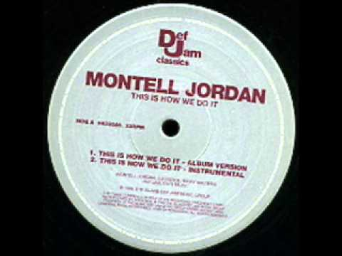 Montell Jordan- This Is How We Do It  -Instrumental-
