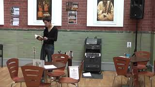 [Archive Video] Walking on Cinders Summer Book Tour 2011 - Lincoln Drill Hall