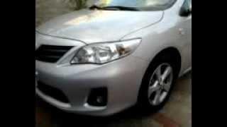 Corolla GLi 2012/2013