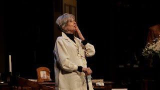 Concha Velasco se despide del teatro en Logroño