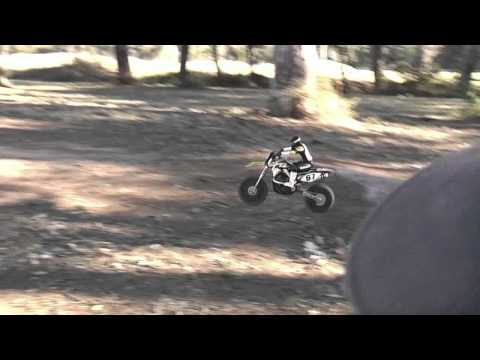 ARX 540 Nitro RC Dirt Bike