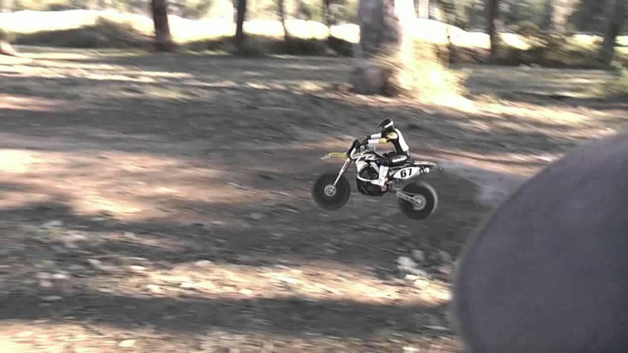 Arx 540 Nitro Rc Dirt Bike Youtube