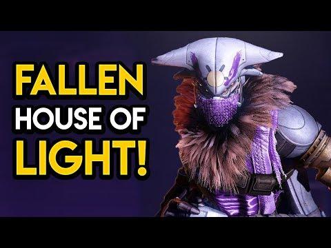 Destiny 2 - FALLEN HOUSE OF LIGHT! Variks, Devils, More! thumbnail