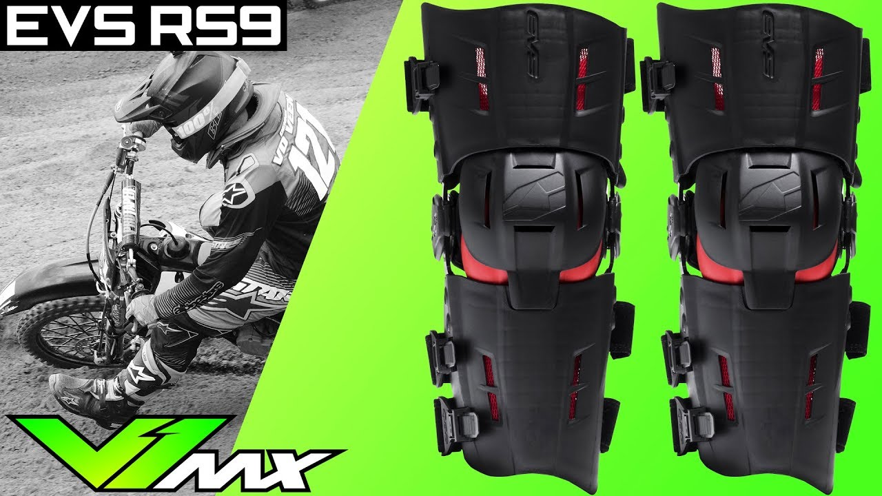 9493ee286c EVS RS9 Knee Brace - YouTube
