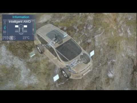 Ford Kuga - Intelligent all-wheel Drive System