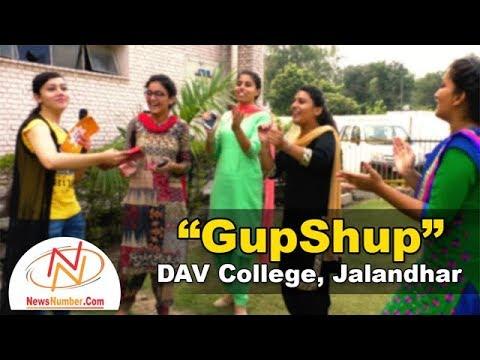 Gup Shup, Episode-15, DAV College, Jalandhar