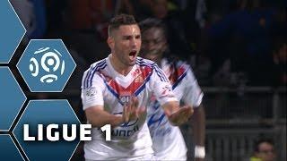 But Jordan FERRI (31') - Olympique Lyonnais-Paris Saint-Germain (1-0) - 13/04/14 - (OL-PSG)