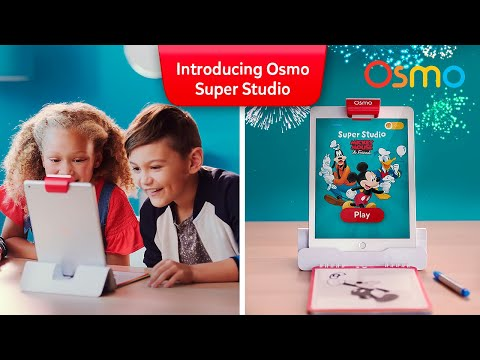 Introducing Osmo Super Studio ✨