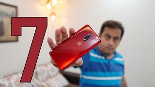 Oneplus 7 unboxing, PUBG Gameplay, camera samples - Oneplus 7 Pro ka छोटा भाई!
