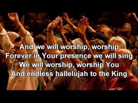 Endless Hallelujah - Matt Redman (Worship with Lyrics)