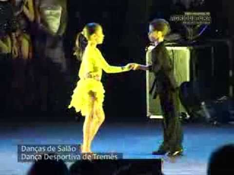 Dança Desportiva de Tremês na Feira Nacional de Agricultura 2013